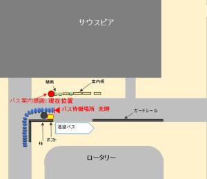 武蔵浦和バスマップ